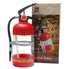 Пожарогасител за наливане на коктейли с помощта на маркуч