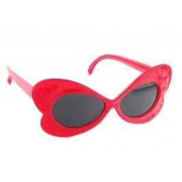Малки карнавални очила с форма на пеперуда