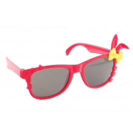 Малки карнавални очила със заешки уши и панделка