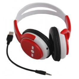 Безжични bluetooth слушалки с лента за придържане