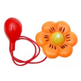 Парти артикул - голямо пръскащо цвете, изработено от PVC материал
