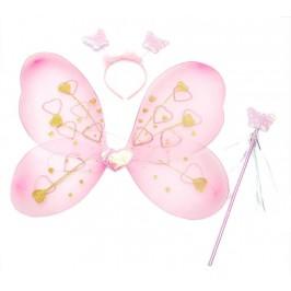 Парти комплект - пеперуда
