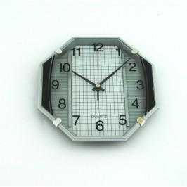 Стенен часовник - диаметър 24см