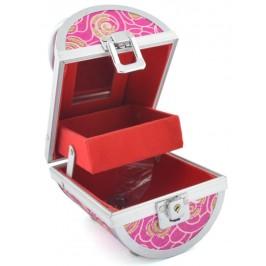 Метална кутия за бижута