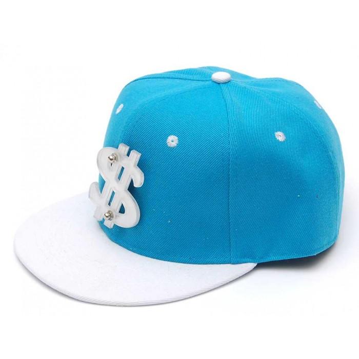 Спортна лятна шапка с козирка и символа - $