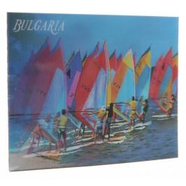 Магнитна пластинка с холограмни изображения - сърфисти