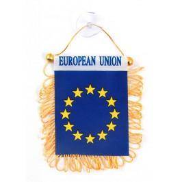 Сувенирен флаг на Европейския съюз