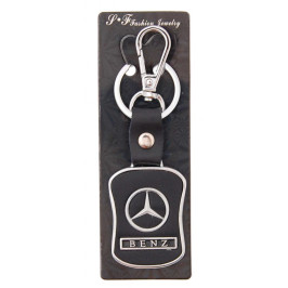 Стилен ключодържател с пластина - Mercedes