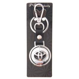 Автомобилен ключодържател с кръгла пластина - Toyota