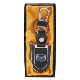 Стилен ключодържател с пластина - Mazda