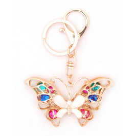 Ключодържател с фигурка - пеперуда