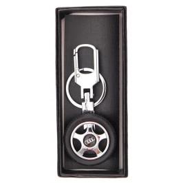 Ключодържател във формата на автомобилна гума - Audi