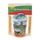 Сувенирна чаша за шот - забележителности във Варна