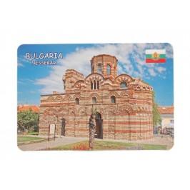 Сувенирна магнитна пластинка - църквата