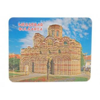 Сувенирна релефна магнитна пластинка - църква