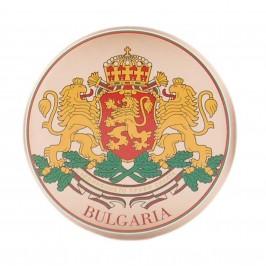 Сувенирна метална значка - българския герб