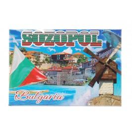 Неогъваща се магнитна пластинка - забележителности в Созопол