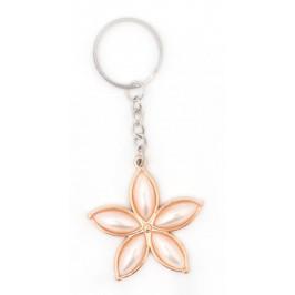 Сувенирен ключодържател във формата на цвете