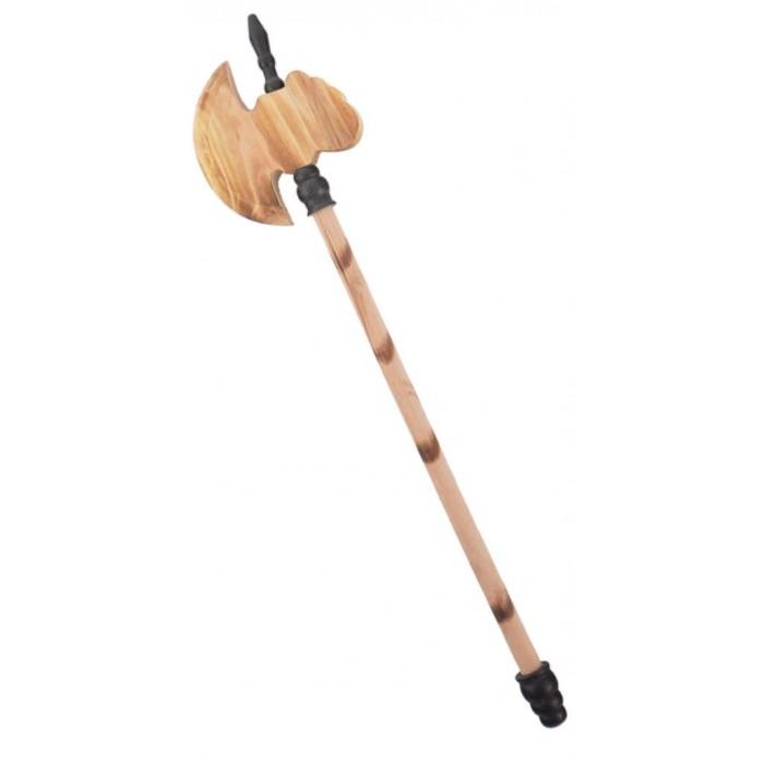 Сувенирна дървена фигура - брадва