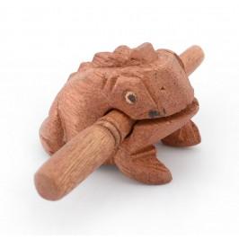 Сувенирна жабка с чукче - музикална