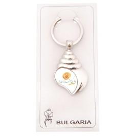 Сувенирен ключодържател във формата на рапан - логото на България