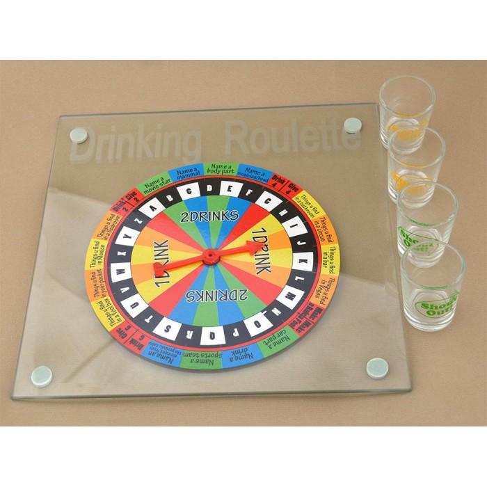 Парти игра за надпиване - рулетка с въпроси и букви