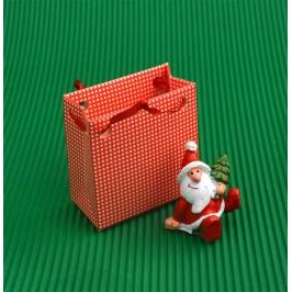 Малка декоративна фигурка - Дядо Коледа