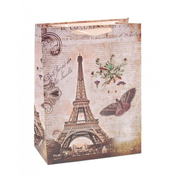 Подаръчна торбичка, ретро - забележителности