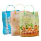 Цветна подаръчна торбичка, изработена от PVC материал