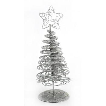 Декоративна елхичка със звезда