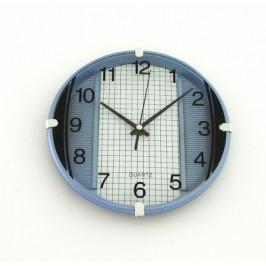 Стенен часовник - диаметър 23см