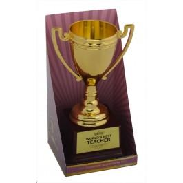 Подарете на най - добрия учител купа с надпис