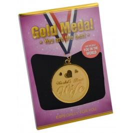 Наградете с медал любимият човек
