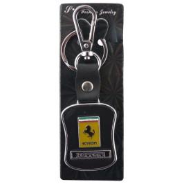 Стилен ключодържател с пластина - Ferrari