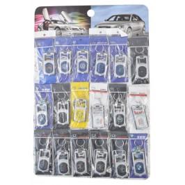 Автомобилен ключодържател - отварачка със светодиодна лампа