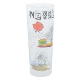 Сувенирна чаша за шот - забележителноси от Несебър