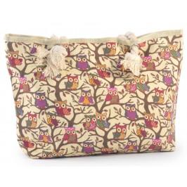 Лятна чанта, изработена от текстил