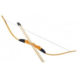 Сувенирен, дървен лък с три стрели