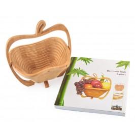 Сувенир от дърво - сгъваема фруктиета