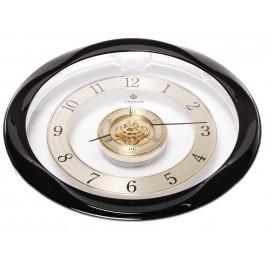 Красив стенен часовник, придаващ елегантност и завършеност на офиса или хола