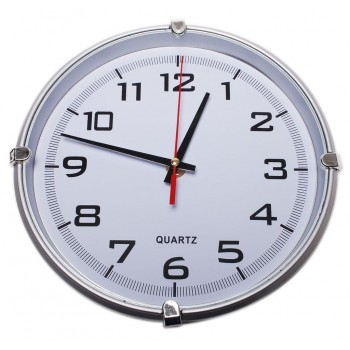 Стенен часовник подходящ за офиса или за дома
