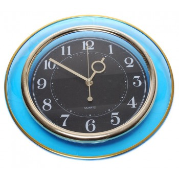 Елегантен стенен часовник - диаметър 31 см