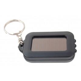Ключодържател - мини фенер с 3 диода и имитация на соларен панел