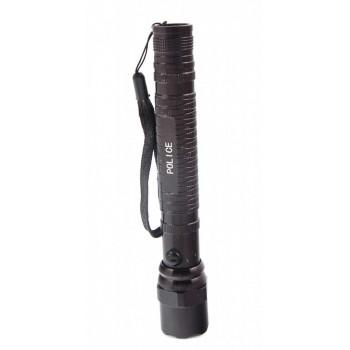 Метален диоден фенер с дължина: 16