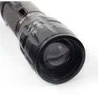 Светодиоден фенер с 3 режима на оптично увеличение