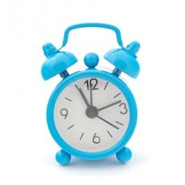 Малък класически настолен часовник - будилник