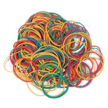 Комплект цветни ластици с добра еластичност