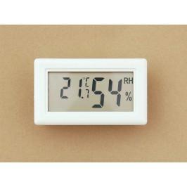 Дигитален термометър с влагометър за вграждане