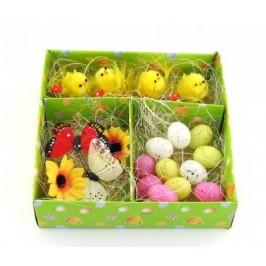 Красив Великденски комплект за декорация
