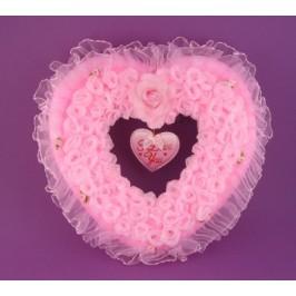 Красиво декоративно сърце - 27см